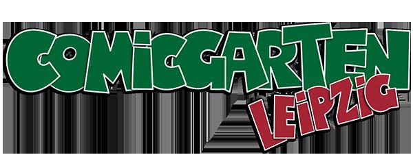 Comicgarten Schriftzug
