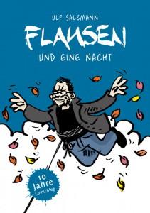 """Cover """"Flausen und eine Nacht"""""""