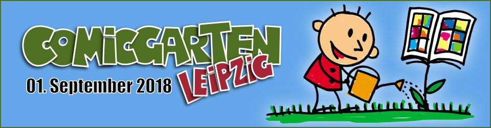 Comicgarten Leipzig